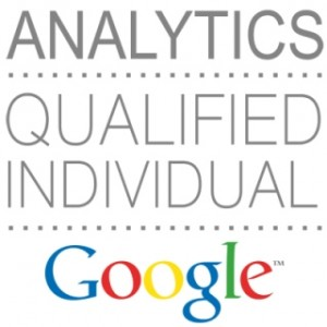 certificado de analytics