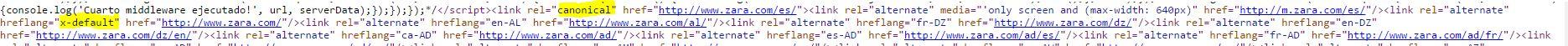 Etiqueta de ejemplo hreflang