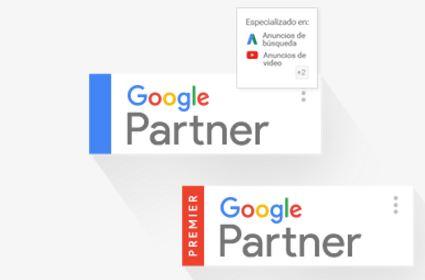 nuevas insignias de partners de google